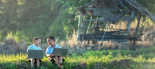 10 ways to survive working from home with children